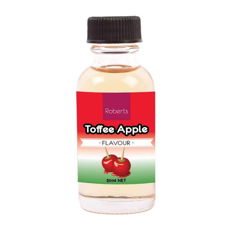 Roberts Edible Craft Toffee Apple Flavour Clear