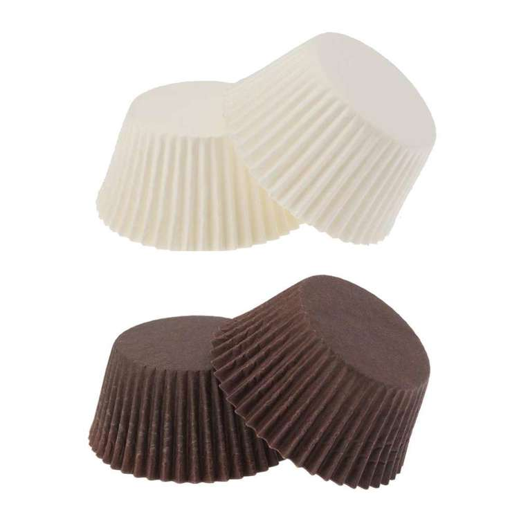Roberts Edible Craft Paper Truffle Cups 100Pk