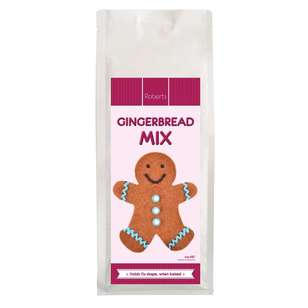 Roberts Edible Craft Gingerbread Biscuit Mix