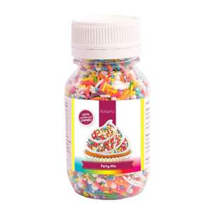 Roberts Edible Craft Traditional Party Sprinkle Mix