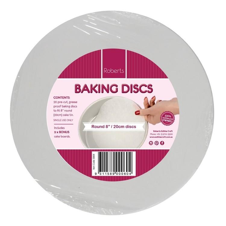Roberts Baking Paper Tin Liners