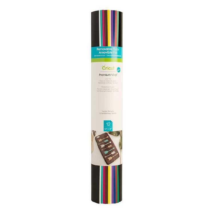 Cricut Premium Vinyl Variety Sampler Pack