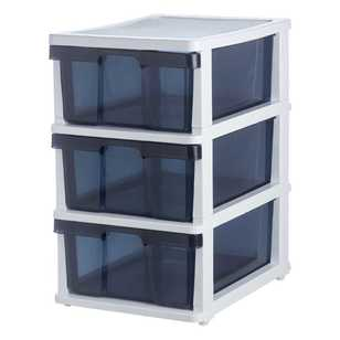 Henledar 3 Drawer Cabinet