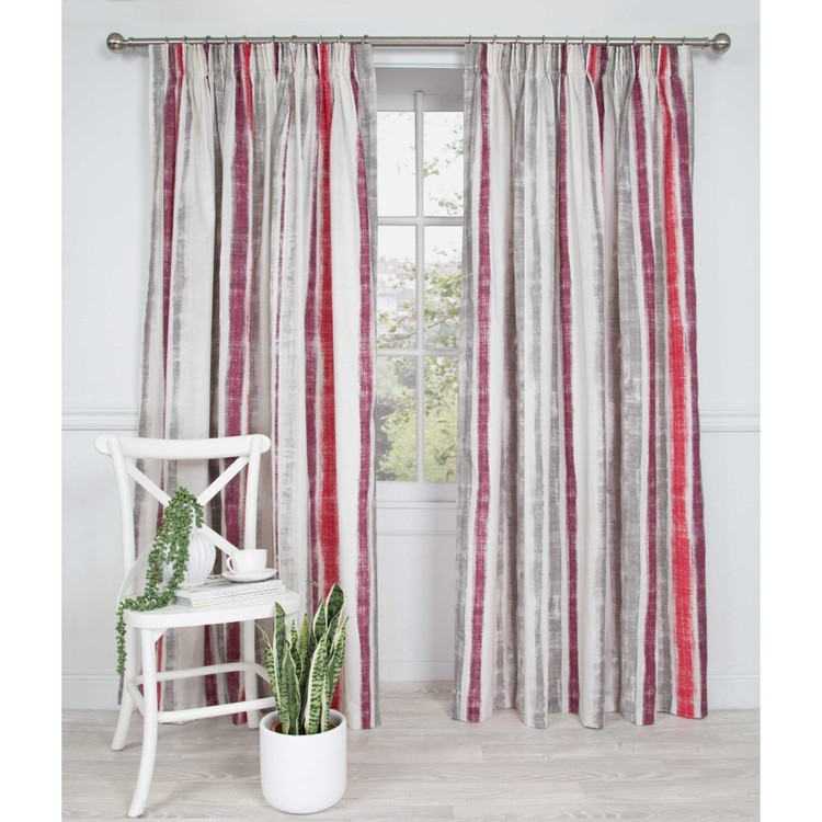KS Studio Covy Pencil Pleat Curtain