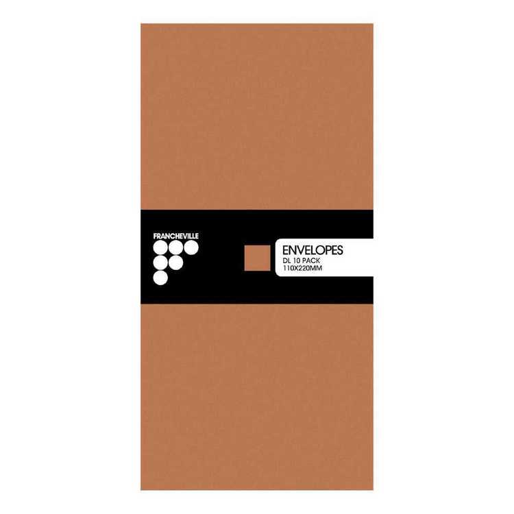 Francheville DL Envelope Pack