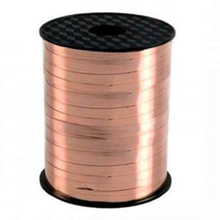 Amscan Rose Gold Balloon Ribbon