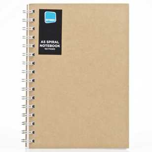 Smash Wiro Craft A5 Notebook