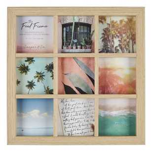 Ombre Home Tropical Soul Collage Frame