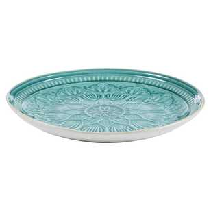 Culinary Co Fern Charger Plate