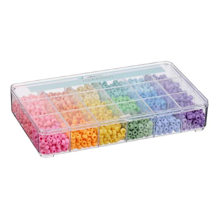 Crafters Choice Acylic Beads Pack