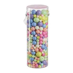 Crafter's Choice Pastel Beads in Tube
