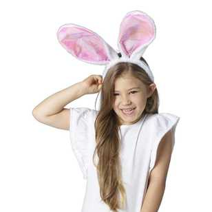 Daisy Chain Bunny Ears Headband