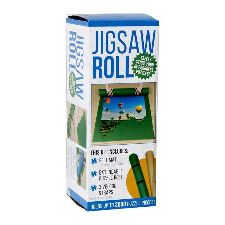 Hinkler Jigsaw Felt Roll