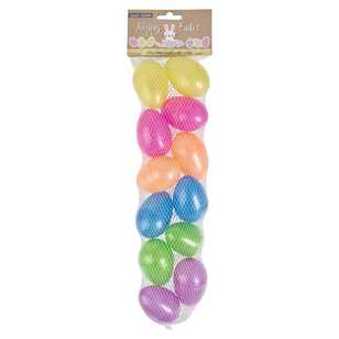 Daisy Chain Fillable Eggs 12 Pack
