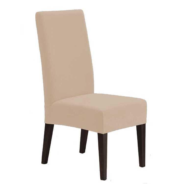 Ardor Velvet Dining Chair Cover