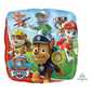 Amscan Paw Patrol Foil Balloon Multicoloured