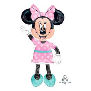 Amscan Minnie Mouse Airwalker Balloon