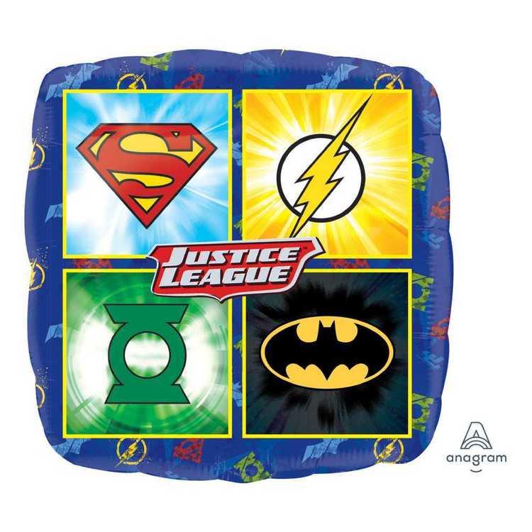 Amscan Justice League Foil Balloon