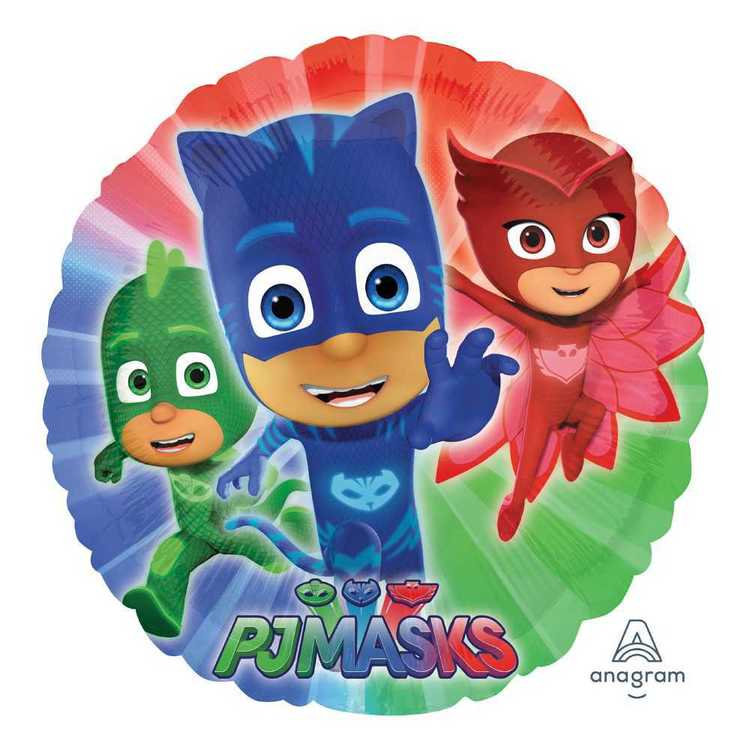 Amscan PJ Masks Foil Balloon