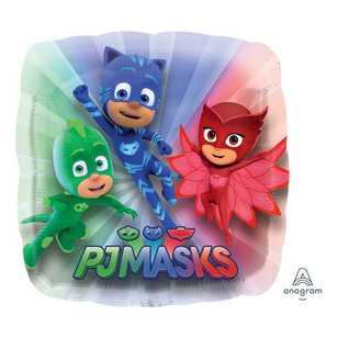 Amscan PJ Masks Supershape Balloon