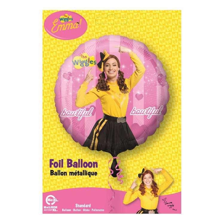 Amscan Wiggles Emma Standard Foil Balloon