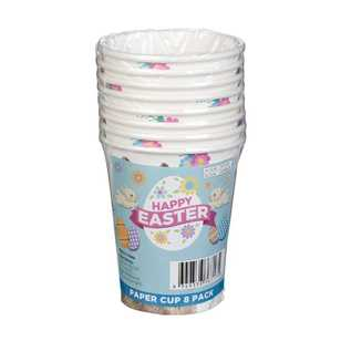 Daisy Chain Rosie Paper Cups