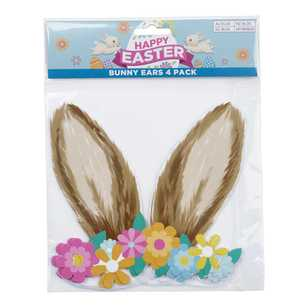 Daisy Chain Rosie Paper Bunny Ears
