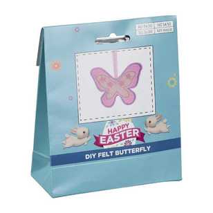 Daisy Chain Make Your Own Felt Decoration Butterfly