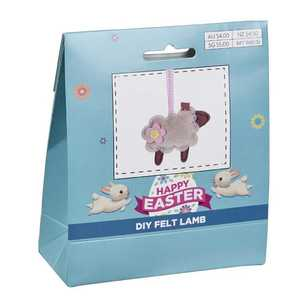Daisy Chain Make Your Own Felt Decoration Lamb