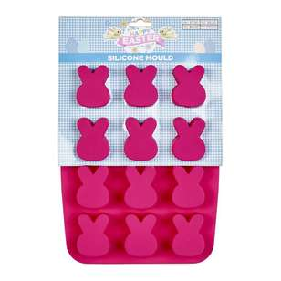 Daisy Chain Silicone Bunny Mould