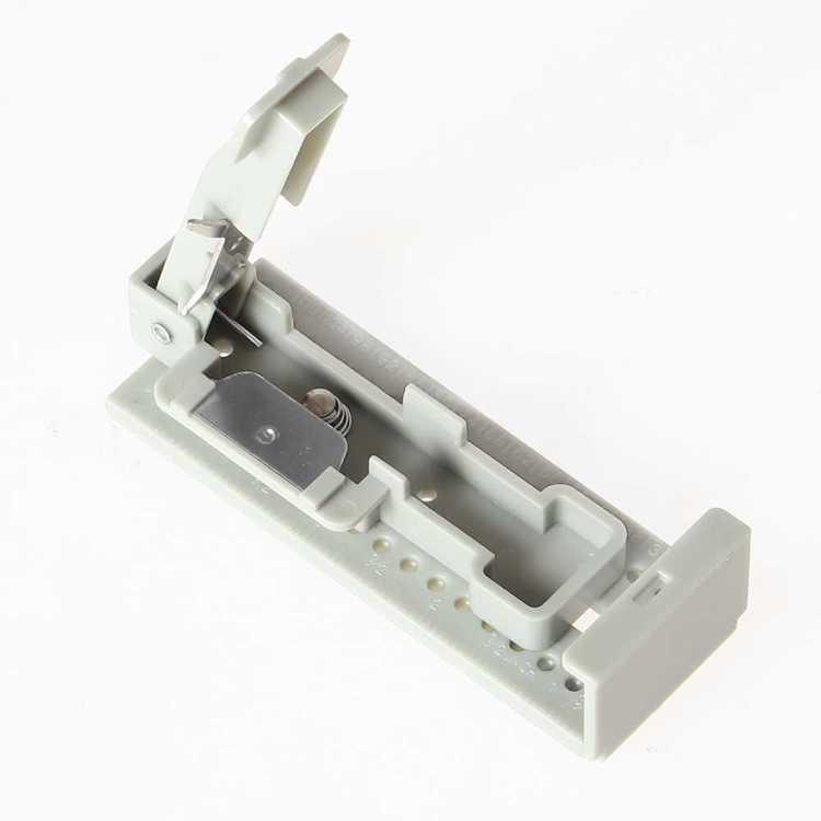 Aluminium Slat Cutter