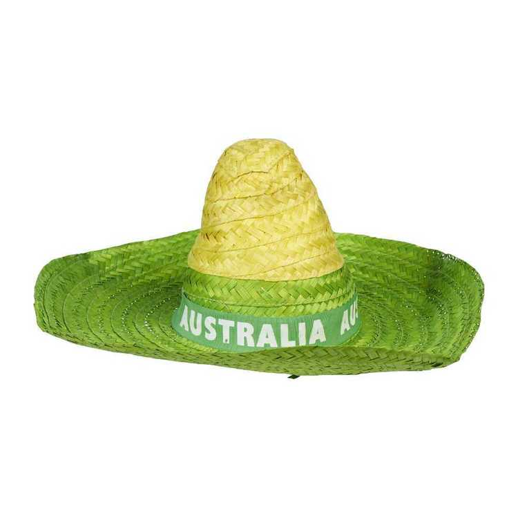 Party Creator Australian Sombrero Hat