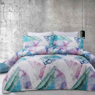 KOO Mila Quilted Quilt Cover Set