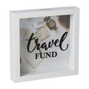 Cooper & Co Money Boxes Travel Fund