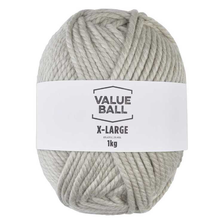 Value Ball X Large Yarn
