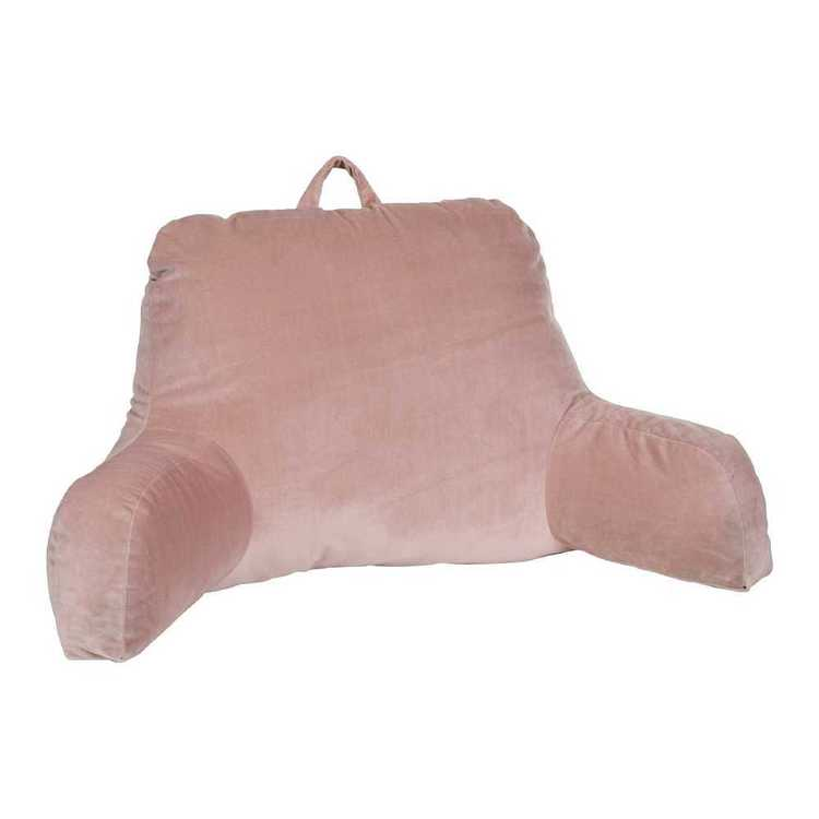 KOO Home Ella Bed Rest Cushion Blush