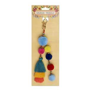 Havana Republic Beaded Tassel # 1