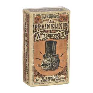 Clarendon Games Brain Elixir Game