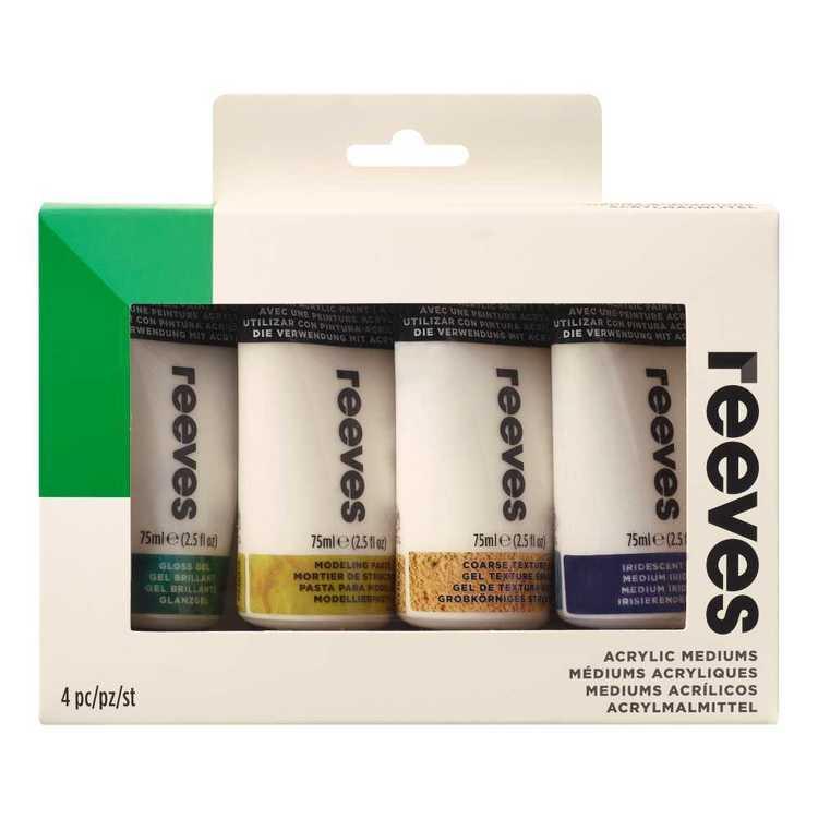 Reeves Additive Acrylic Set