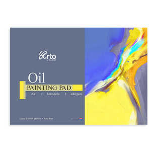 Campap Arto Oil Paint Pad