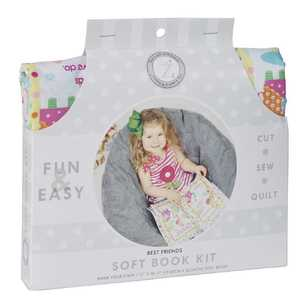 Best Friends Soft Book Kit
