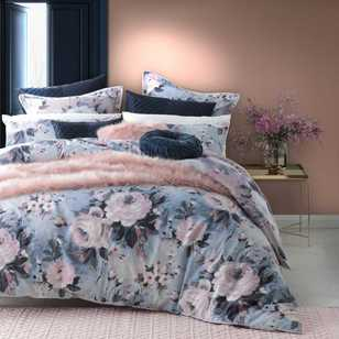 Logan & Mason Stella Rose Quilt Cover Set