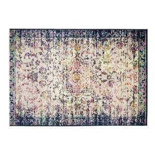 Heatset Sonic Distressed Rug