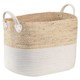 Bouclair Organic Feels Rope Basket