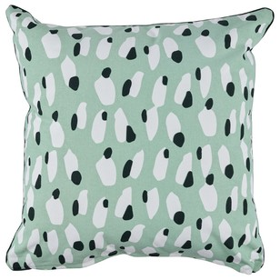 Ombre Home Tropical Soul Fern Spot Cushion