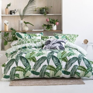 Mod By Linen House Naalehu Quilt Cover Set