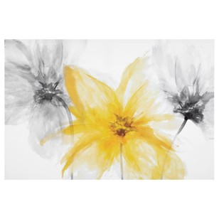 Bouclair Modern Chic Floral Wall Art