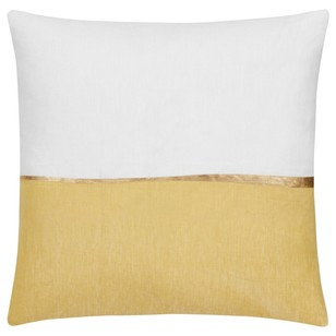 Bouclair Modern Chic Oubli With Foil Cushion