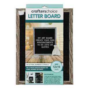 Crafter's Choice 200 Letter Board