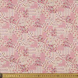 Patchwiork Printed Japanese Lawn Fabric